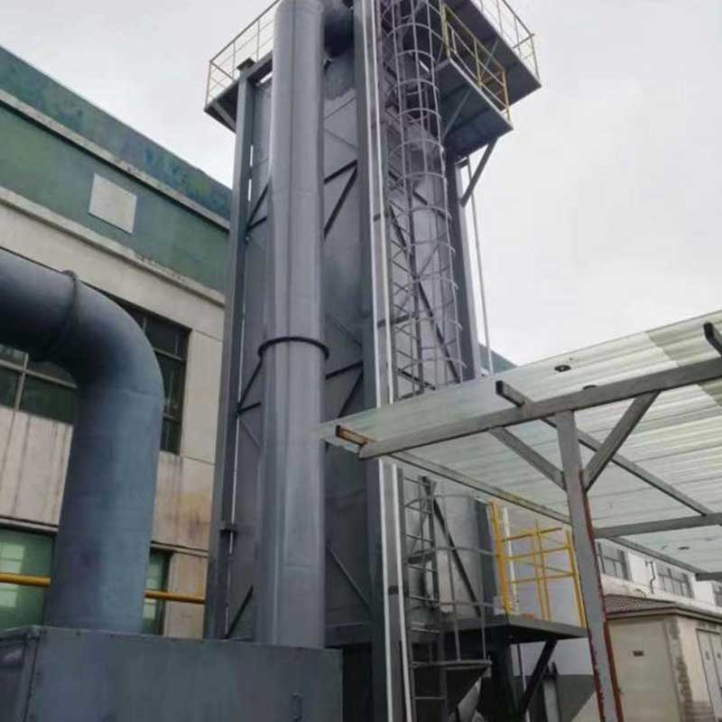 水蒸氣處理