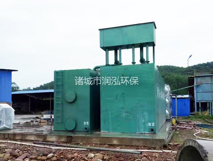 水库水一体化净水设备